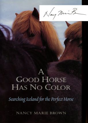 A Good Horse Has No Color: Searching Iceland for the...