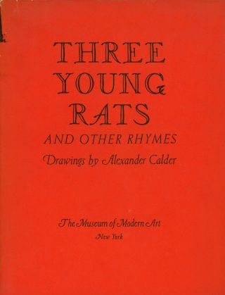Three Young Rats and Other Rhymes