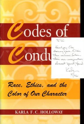Codes of Conduct: Race, Ethics, and the Color of Our...