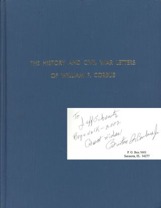 The History and Civil War Letters of William F. Corbus