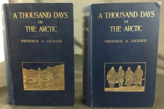 A Thousand Days in the Arctic, 2 vols.; With preface...