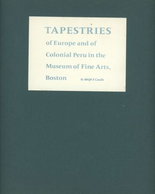 Tapestries of Europe and of Colonial Peru in the Museum...
