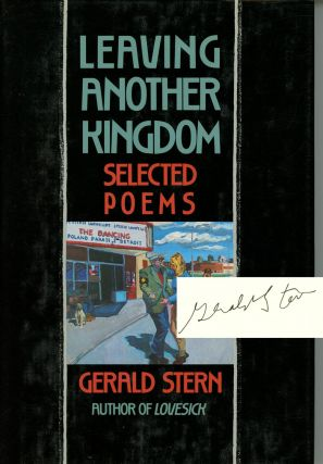 Leaving Another Kingdom, Selected Poems