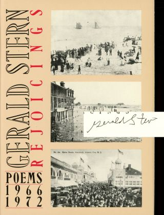 Rejoicings: Poems, 1966-1972