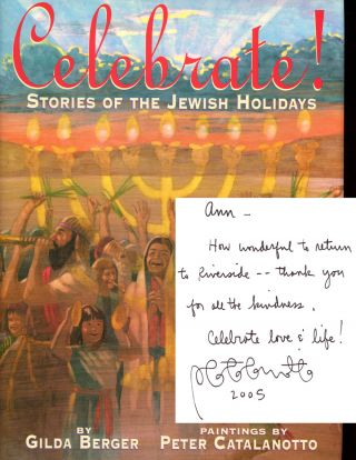 Celebrate!: Stories of the Jewish Holiday