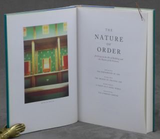 The Nature of Order: An Essay on the Art of Building and the Nature of the Universe, 4 vols.--Book One: The Phenomenon of Life, Book Two: The Process of Creating Life, Book Three: A Vision of a Living World, & Book Four: The Luminous Ground