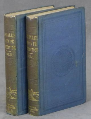 Narrative of the Texan Santa Fe Expedidtion, 2 vols.; Compromising...