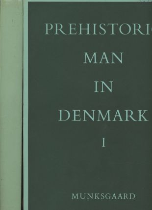 Prehistoric Man in Denmark: A Study in Physical Anthropology, 2...