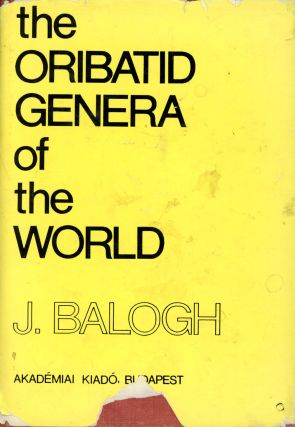 The Oribatid Genera of the World