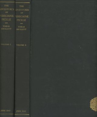 The Adventures of Peregrine Pickle, 2 vols.--Volume I & Volume II; Newly Printed from the Text of...