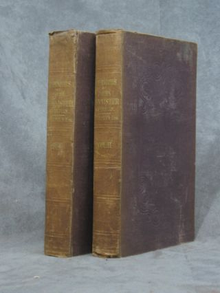 Memoirs of John Bannister, Comedian, 2 volumes, signed