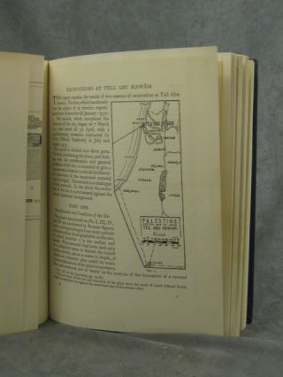 The Quarterly of the Department of Antiquities in Palestine Vol. III, No. 2 and Vol. IV, Nos. 1 and 2