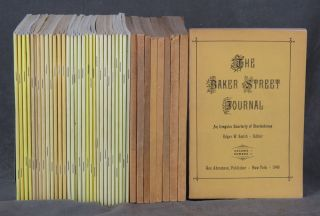 Collection of 39 issues (including some duplicates) of The Baker...