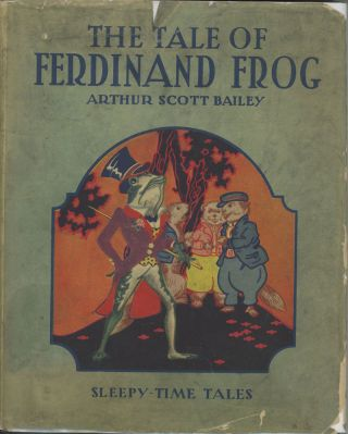 The Tale of Ferdinand Frog; Sleepy-Time Tales