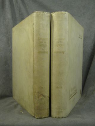 Bartolozzi and His Works, A Biographical and Descriptive Account of the Life and Career of Francesco Bartolozzi, R.A.; 2 Vols.