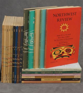 Northwest Review; Collection of the first 20 issues; Fall 1957 (Vol. I, No. 1) - Fall 1963 (Vol....