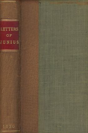 Letters of Junius, Stat Nominus Umbra