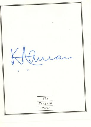 Interventions: A Life in War and Peace, SIGNED by Kofi...