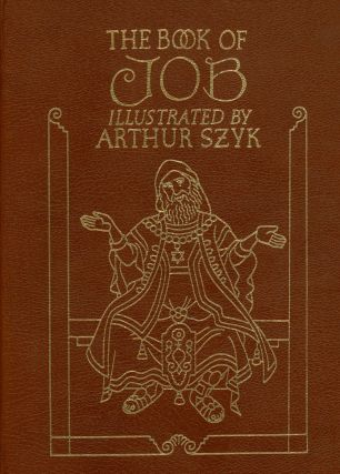 The Book of Job, From the Translation Prepared at Cambridge...