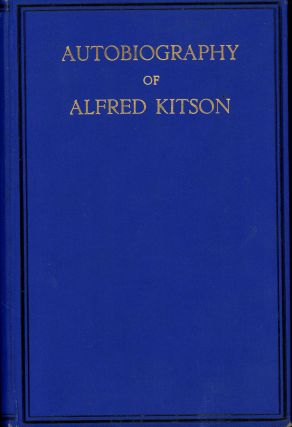 Autobiography of Alfred Kitson, General Secretary of the British Spiritualists' Lyceum Union from...