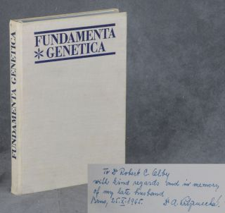 Fundamenta Genetica, the Revised Edition of Mendel's Classic Paper with...