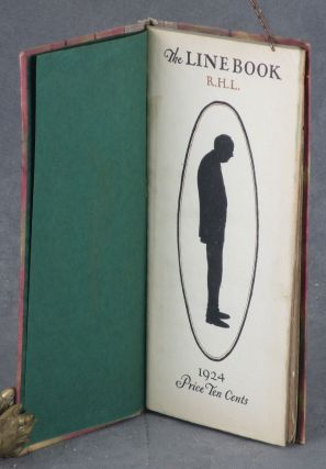 The Line Book (Linebook) of R.H.L, 1923-1935