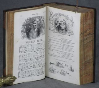 Our Young Folk, An Illustrated Magazine for Boys and Girls, Volume II, January-December 1866