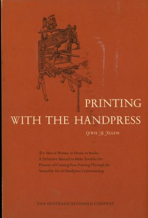 Printing with the Handpress