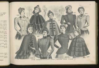 B. Altman and Co Fall and Winter 1898-99