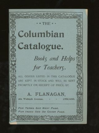 The Columbian Catalogue, Books and Helps for Teachers