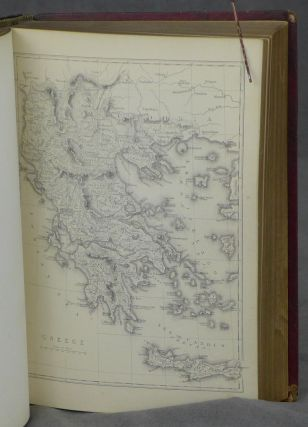 Greece: Pictorial, Descriptive, and Historical, With Numerous Engravings Illustrative of the Scenery, Architecture, Costume, and Fine Arts of that Country, and a History of the Characteristics of Greek Art