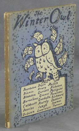 The Winter Owl. William Nicholson Graves Robert, Edward Burne-Jones T. E. Lawrence, Thomas Hardy,...