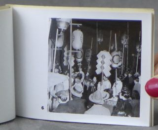 Series of 5 Photographic Views of Japan Booklets, Including: Festivals, Kabuki, Children, Village Scenes, and Tea Ceremony