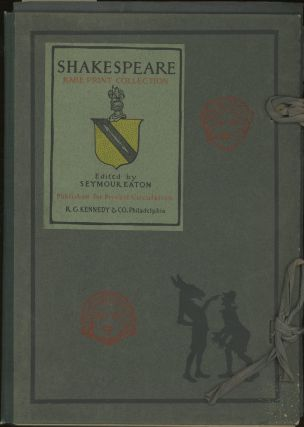 Shakespeare Rare Print Collection