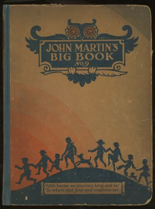 John Martin's Big Book for Little Folk No. 9