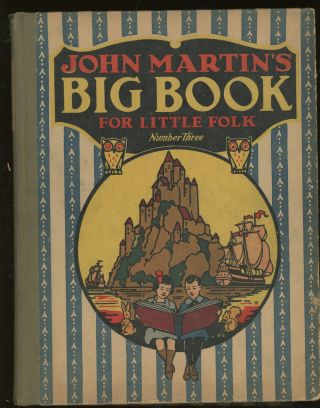 John Martin's Big Book for Little Folk No. 3