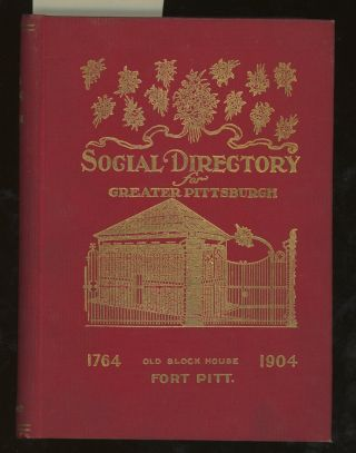 Social Directory for Greater Pittsburgh
