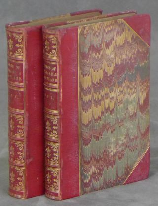 The Songs of England and Scotland, In Two Volumes