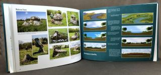 The Landscape of Clonmacnoise, County Offaly, Ireland, Signed by John Feehan
