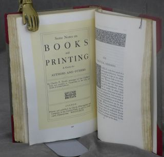 Title-Pages As Seen By A Printer, With Numerous Illustrations in...