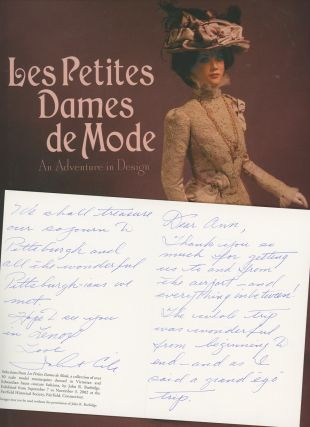 Les Petites Dames de Mode: An Adventure in Design, With...