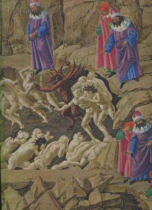 The Drawings by Sandro Botticelli for Dante's Divine Comedy, After The Originals In The Berlin Museums and The Vatican