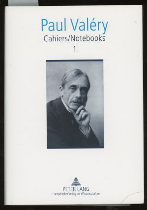 Cahiers/ Notebooks, Volume I (This Volume ONLY)