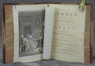 The Works of the Late Right Honorable Joseph Addison, Esq. Complete in Four Volumes