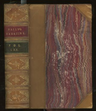 Baily's Magazine of Sports and Pastimes, Volume 70, Numbers 461-466...
