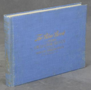 The Blue Book, A Comprehensive Official Souvenir View Book of The Panama-Pacific International...