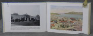 The Blue Book, A Comprehensive Official Souvenir View Book of The Panama-Pacific International Exposition at San Francisco, 1915