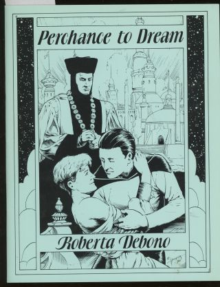 Perchance to Dream (Star Trek: The Next Generation Fanfiction). Roberta Debono, Laura Kagawa