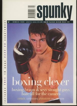 Spunky, Number Four, Boxing Issue 1998. Bjorn Anderson