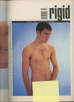 Spunky, Number Four, Boxing Issue 1998